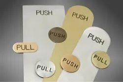 Push Plates & Indicator Discs