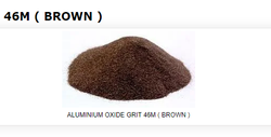 Aluminium Oxide Brown Grit 46M ( Sand Blasting / Grinding Wheels / Brake Pads )