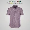 Sustainable Cotton Mens Casual Shirts