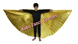 Dance Wing Golden Colour