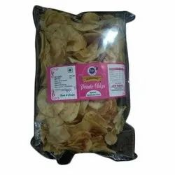 Fried 4 Month Pottato Chips, Packaging Size: 250 G