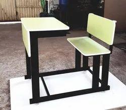 Single seater dual desk