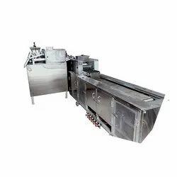 L Type Automatic Roti Making Machine