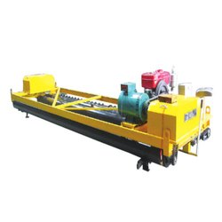 Concrete Roller Paver with Diesel Engine and Generator