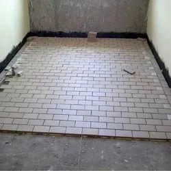 Gray Ceramic Acid & Alkali Resistance Tiles & Bricks, Size: 230 x 115 x 38mm