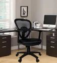 Office Staff Medium Back Chair