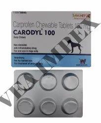 CARODYL 100MG (6 TABLETS)
