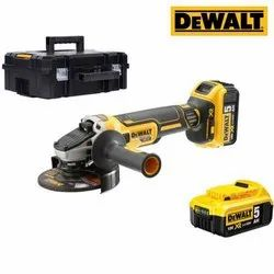 Dewalt DCG405P2 Li-Ion Brushless Angle Grinder, Speed :9000 Rpm