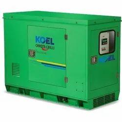 10 kva Air Cooled Silent Diesel Generator
