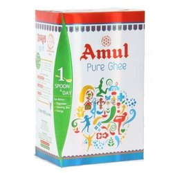 Amul Ghee, Packaging Types: Box, Packaging Type: Temper Proof