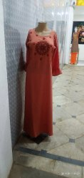 Ladies Rayon Full Length Kurti