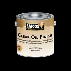 Saicos Clear Oil Finish Wood Polish, Packaging Size: 2.5 Ltr