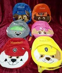 Marshall Dog Cartoon Character Backpack
