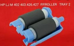 RUBBER & PLASTIC HP Paper Pick Up Roller M 402,403,426,427, Packaging Type: Packet