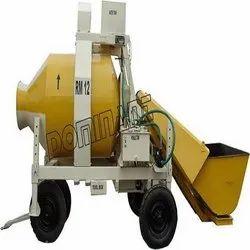 Dominant Reversible Drum Concrete Mixing Plant, Model/Type: Rm-10, Rm-12 & Rm-15