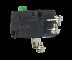 VMS Basic Screw Type Snap Action Micro Switch