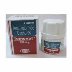 Temonat / Temozolomide Capsules 100 Mg
