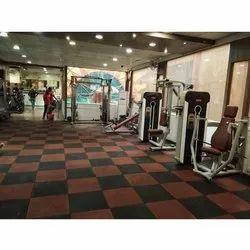 Gym floor tiles in delhi जिम के फर्श की टाइल