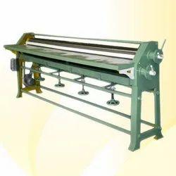 Three Roller Sheet Pasting Machine