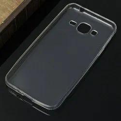 Soft Transparent Mobile Cover