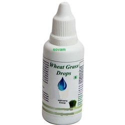 Sovam Wheatgrass Drops