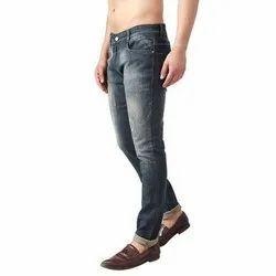 Denim Faded Black Fadded Mens Jeans