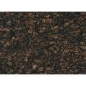 Polished Tan Brown Granite, For Flooring, Thickness: 15-20 Mm