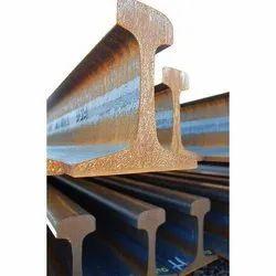 Mild Steel (ms) Natural Rail Pole