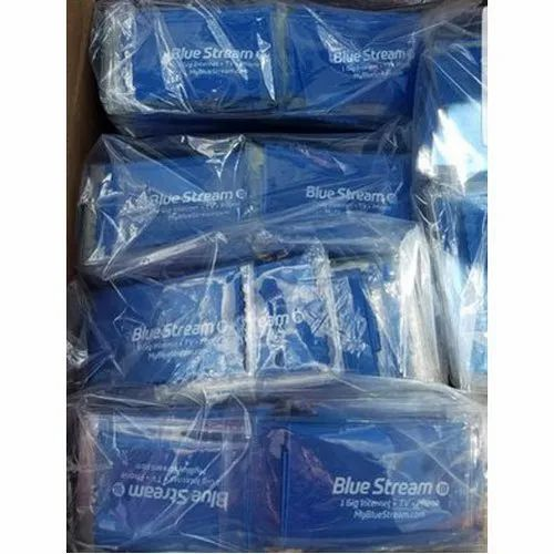 Blue Stream Glass Cleaning Cloth, Packaging Type: Packet