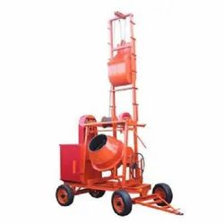 Mixer With Lift Mechanical Clutch Type 01