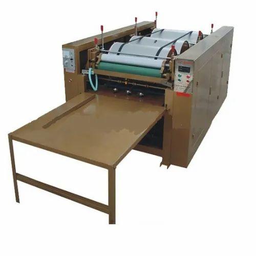 Multi-coloured Non Woven Flexo Printing Machine