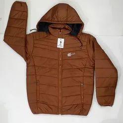 Casual Jackets Parachute Gents Jacket, Size: Xl