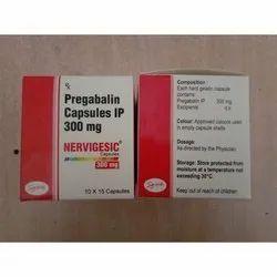 Pregabalin Capsules IP 300 mg