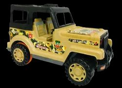 Junior Military Jeep Toy