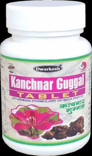Kanchnar Guggul Tablets (ayurvedic Weight Loss Treatment)