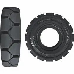 Tyro India & Faucon Solid Forklift Tire