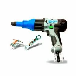 Electric GRIP Riveting Tool