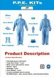 PPE Kit For COVID 19