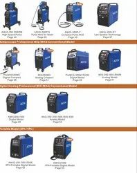 Miller Three Phase AOTAI - MIG/MAG and Pulsed MIG Machines, Current: 300-400 A, Capacity: 100% Duty Cycle 400amps