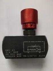 Atauff Hydraulic Flow Control Valves