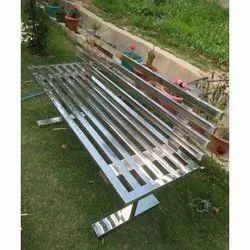 SS Garden Bench