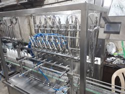 Automatic Sauce Filling Machine
