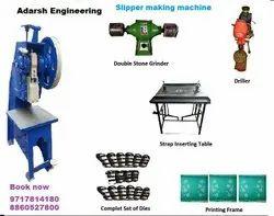 Slipper Machine Set