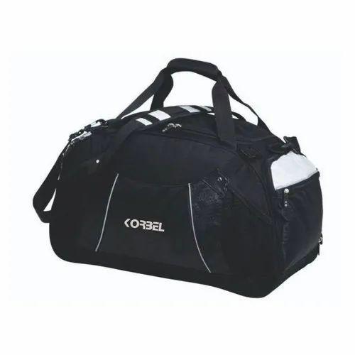Polyester Plain Korbel Duffle Bag fb17629cbb167