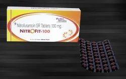 Nitrofurantoin 100 mg (SR)