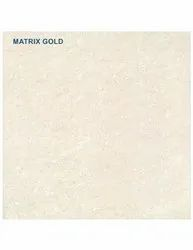 Matrix Gold Double Charged Floor Tiles, Thickness: 9MM, Size: 800x800mm