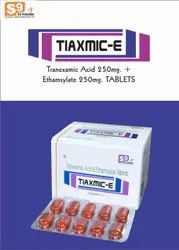 Tranexamic Acid 250mg   Ethamsylate 250mg