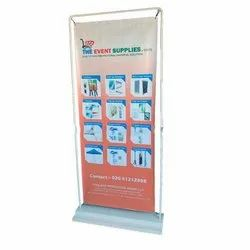 Door Frame Promotional Standee
