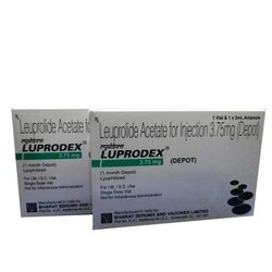 Luprodex 3.75mg Inj  (DEPOT) Leuprolide