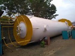 100 m3 Gaseous Nitrogen Storage Vessel